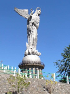 Statue of the Virgin of Quito