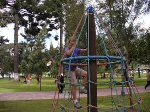 Playground in Parque El Ejido