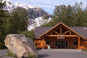 Exit Glacier Nature Center