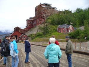 Viewing Kennecott Mill
