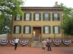Abraham Lincoln Home