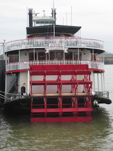 Mississippi tourboat