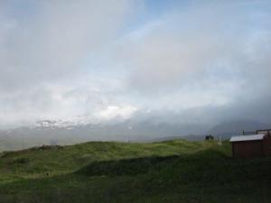 Snæfellsnes Glacier