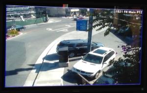 PTZ camera at Foothill Expressway and Main Street, Los Altos