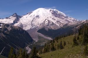 Mt. Rainier, Emmons Glacier
