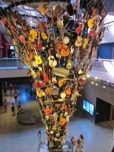 Instruments at EMP Museum