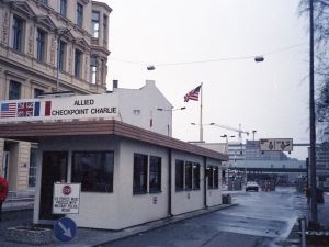 Checkpoint Charlie, 1988