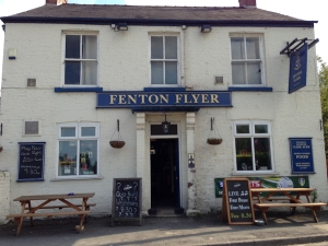 The Fenton Flyer, a pub in Church Fenton