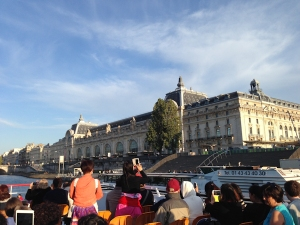 Orsay Museum from the Seine