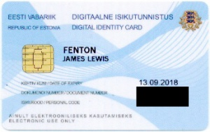 Digital Identity Card