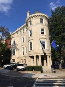 Estonian Embassy, Washington, DC