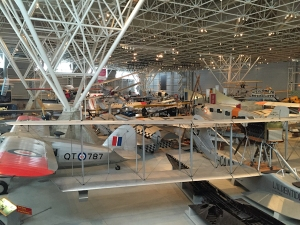 Canadian Aviation and Space Museum