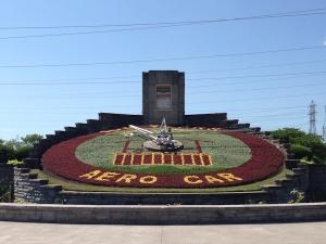 Niagara Falls Floral Clock